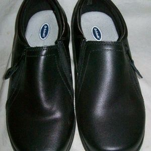 Dr. Scholl's Black Work Shoes